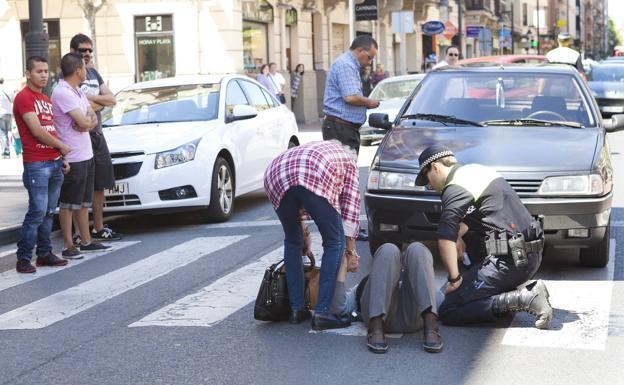 atropello a peatones