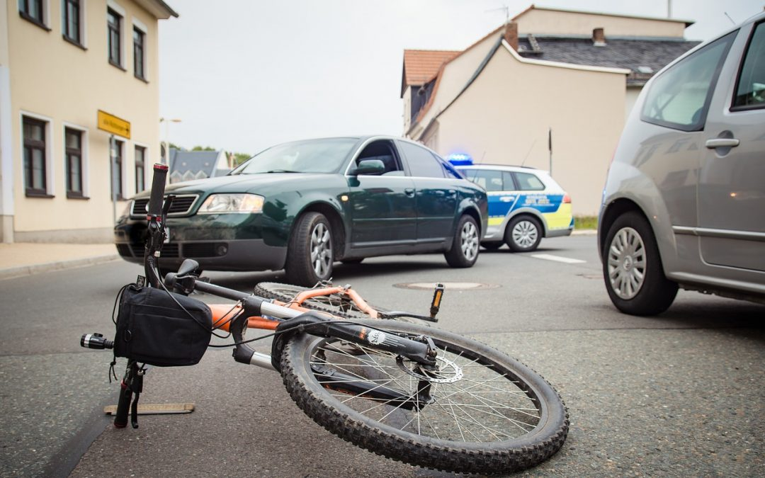 Atropello en bicicleta. ¿Qué hacer si lo has sufrido?